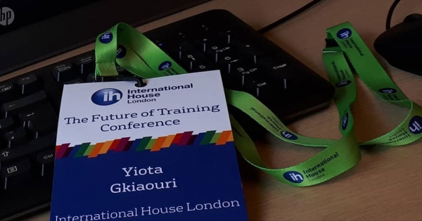 'The Future of Training' at IH London - YL & PBL: A framework for self-reflection and self-assessment for learners and teachers